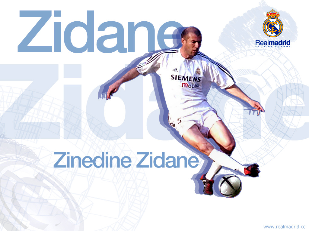 Zidane - Wallpaper Actress