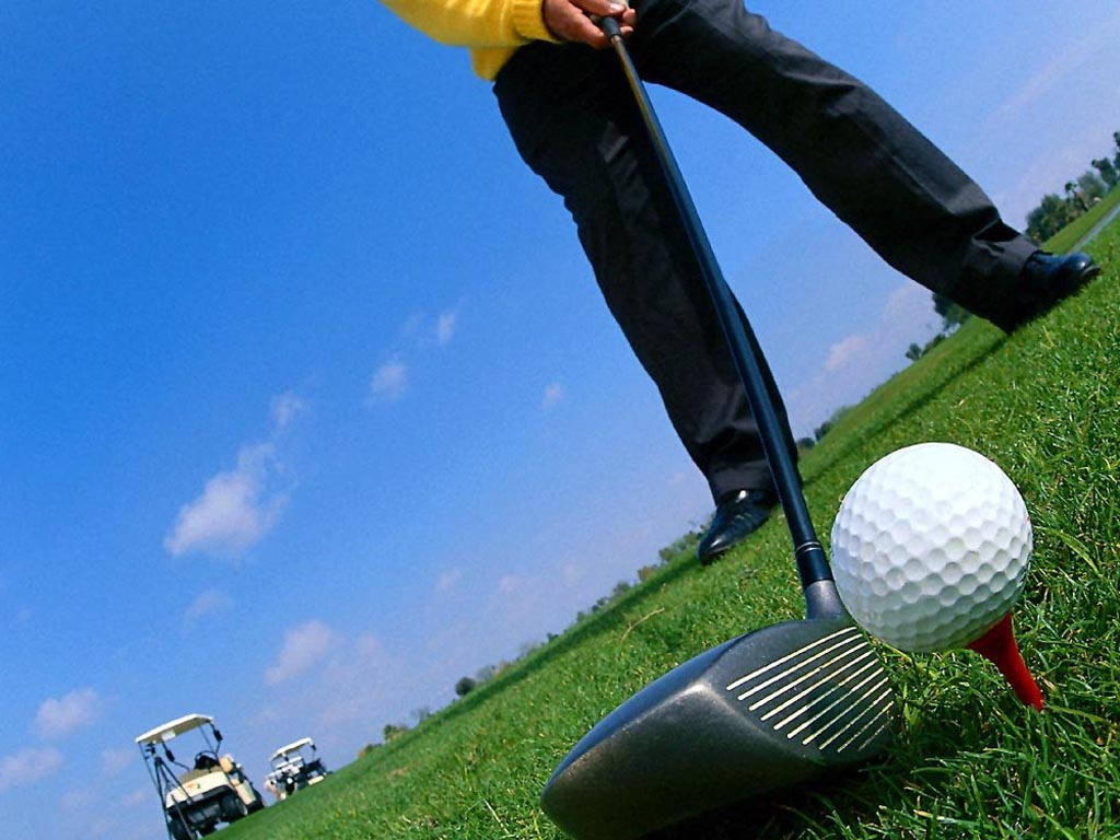 Golfing-wallpaper
