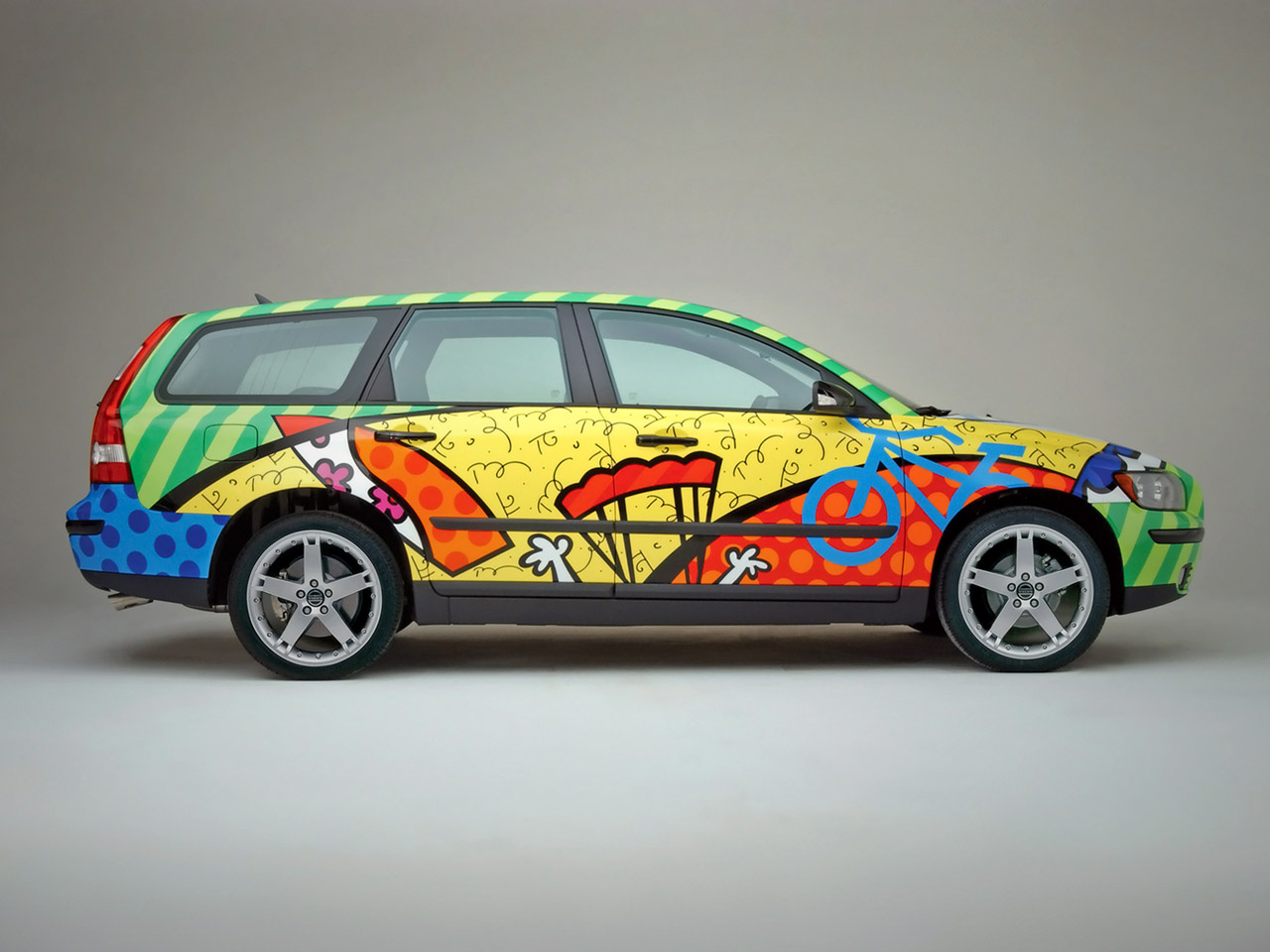 Volvo v special edition